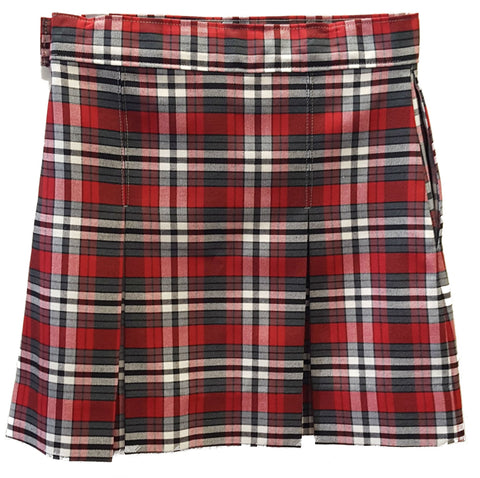 MVC Plaid Skirt