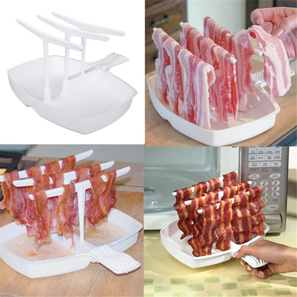 Let's Make Bacon Tray