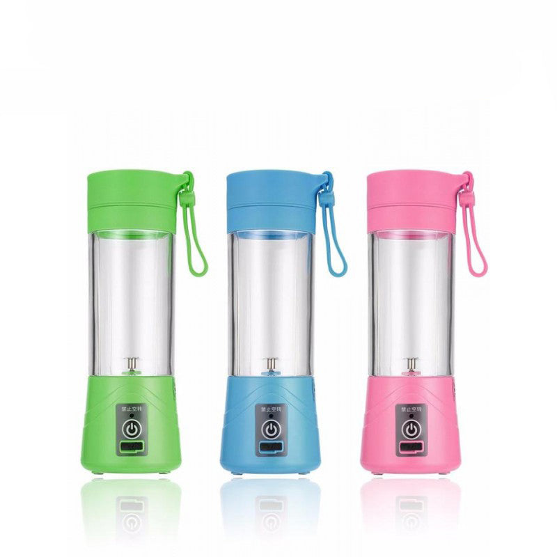1-MINUTE FITNESS JUICE BLENDER BOTTLE
