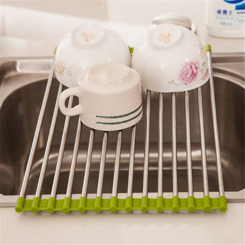 Sink Drain Rack Holder