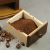 Retro Wooden Coffee Grinder Mill