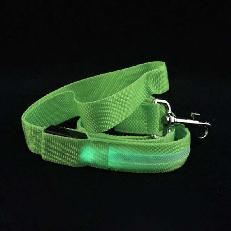 Dogie™ LED Glow in the Dark Pet Dog Leash