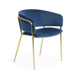 Konnie (2 Colour Options with Gold Metal Legs)