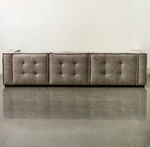 Florence 3.15m Tufted (Left/Right) Chaise Sofa