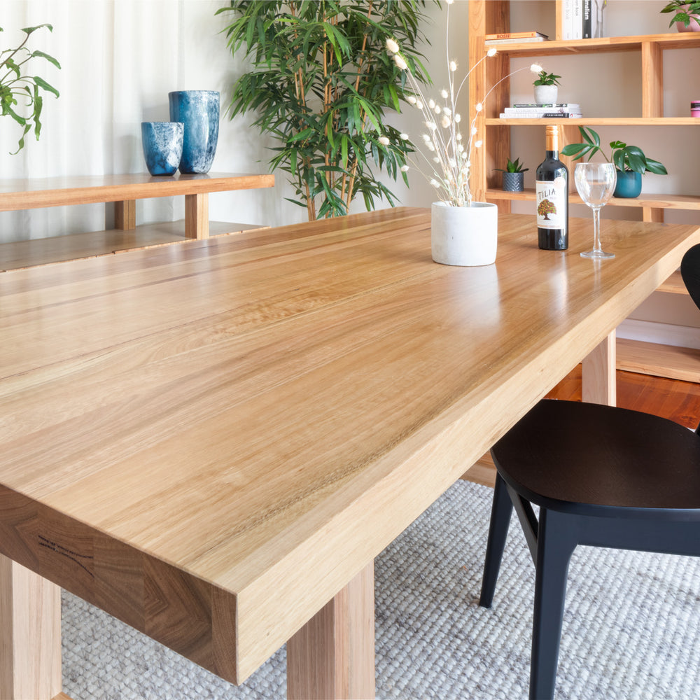 Hamilton Wormy Chestnut Dining Collection