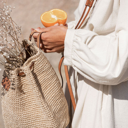 The Ñaña Bucket Bag