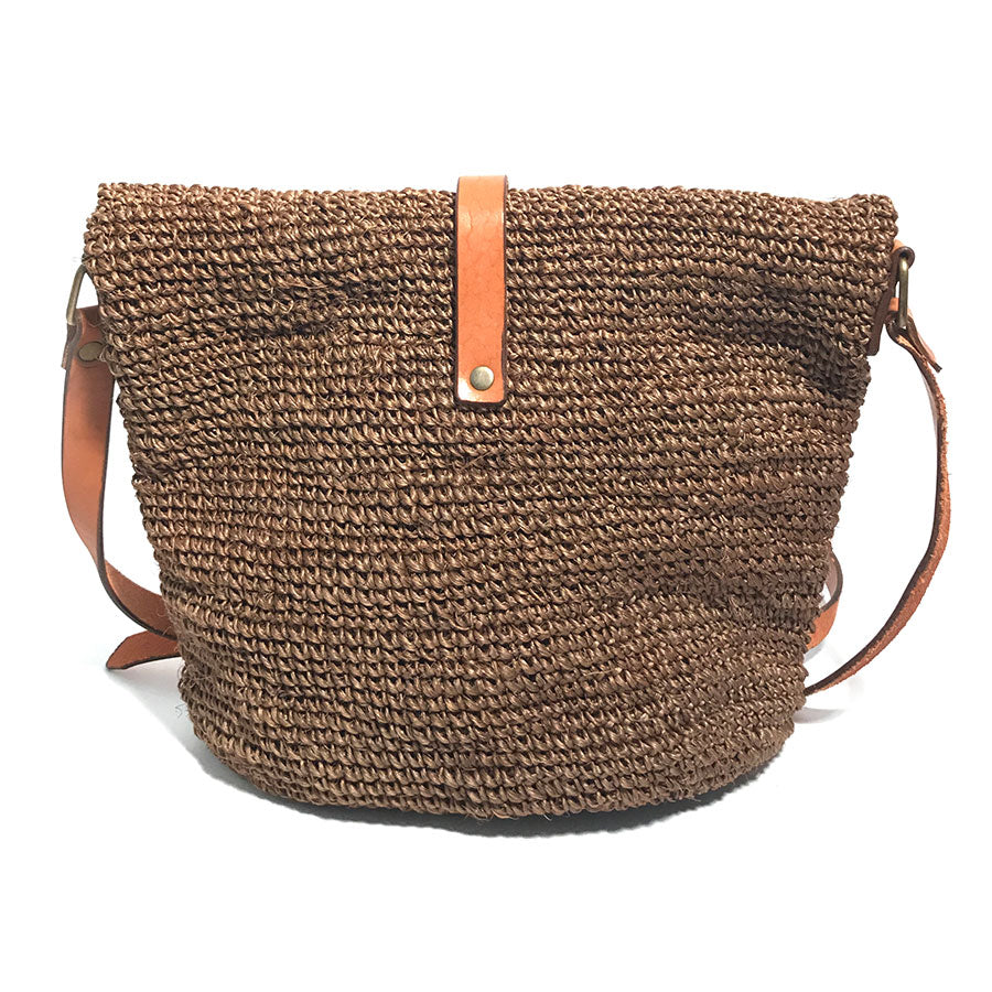 Carmen - Knotted Crossbody #004