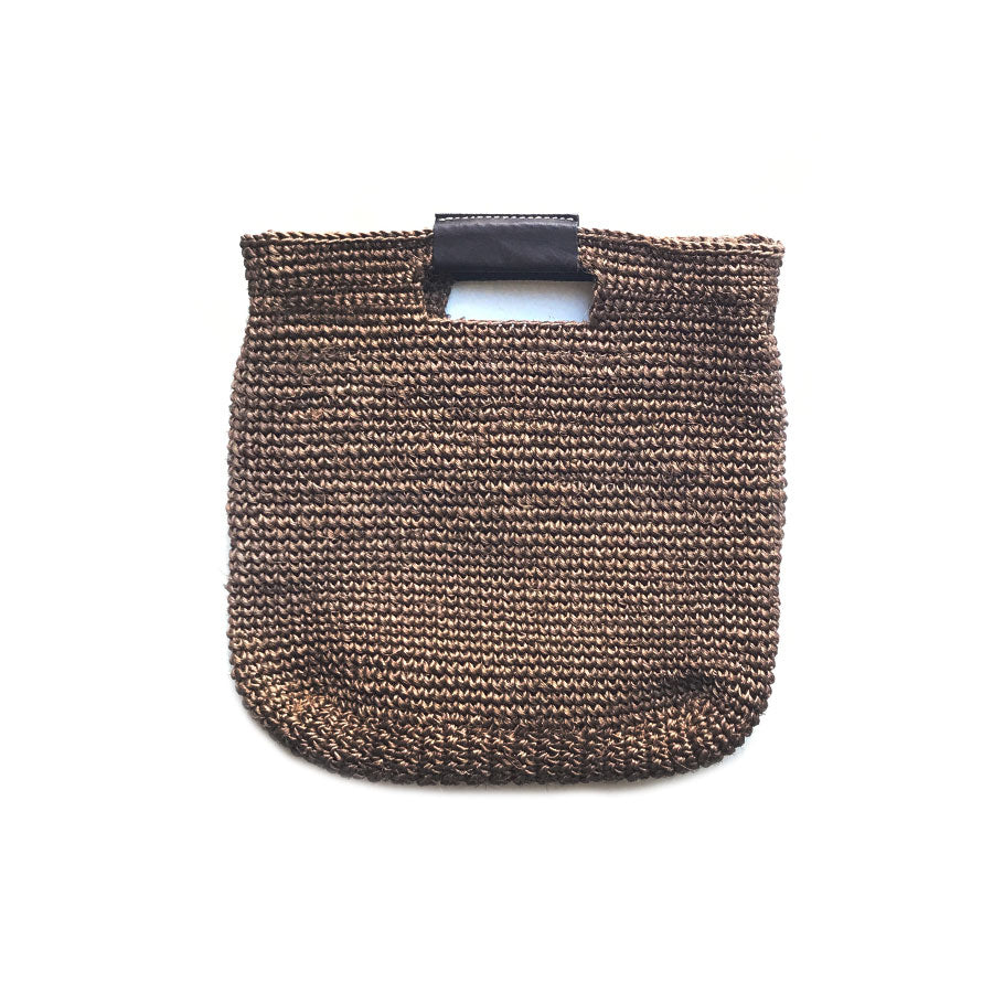 Manito Clutch - Brown