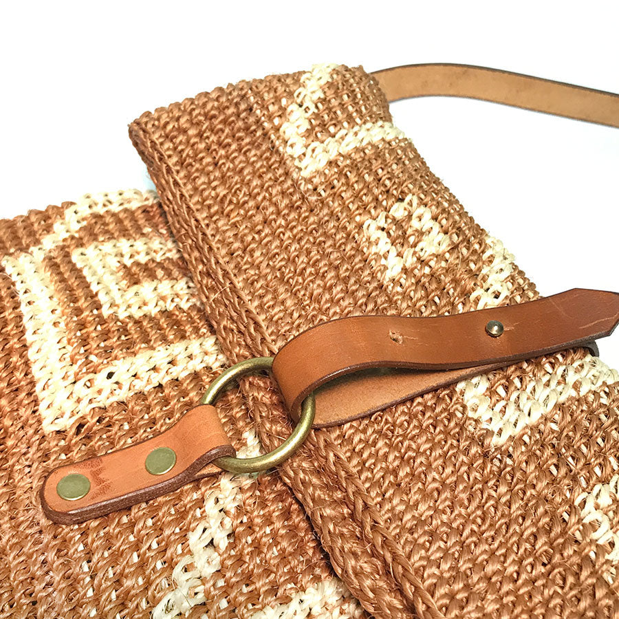 Carmen - Knotted Crossbody #006