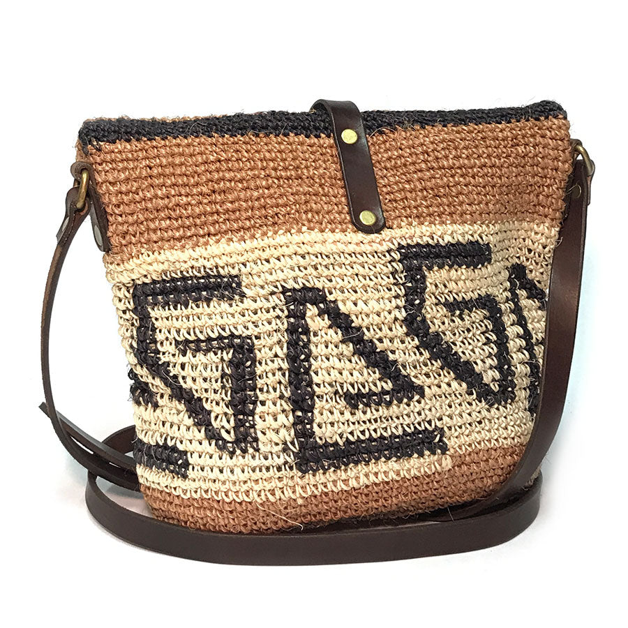 Carmen - Knotted Crossbody #007
