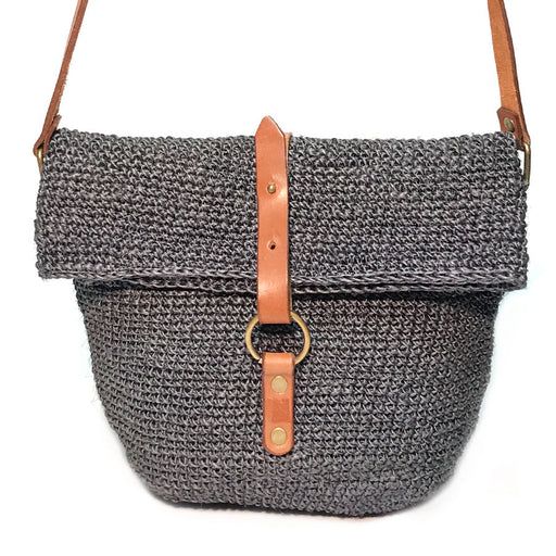 Carmen - Knotted Crossbody #009