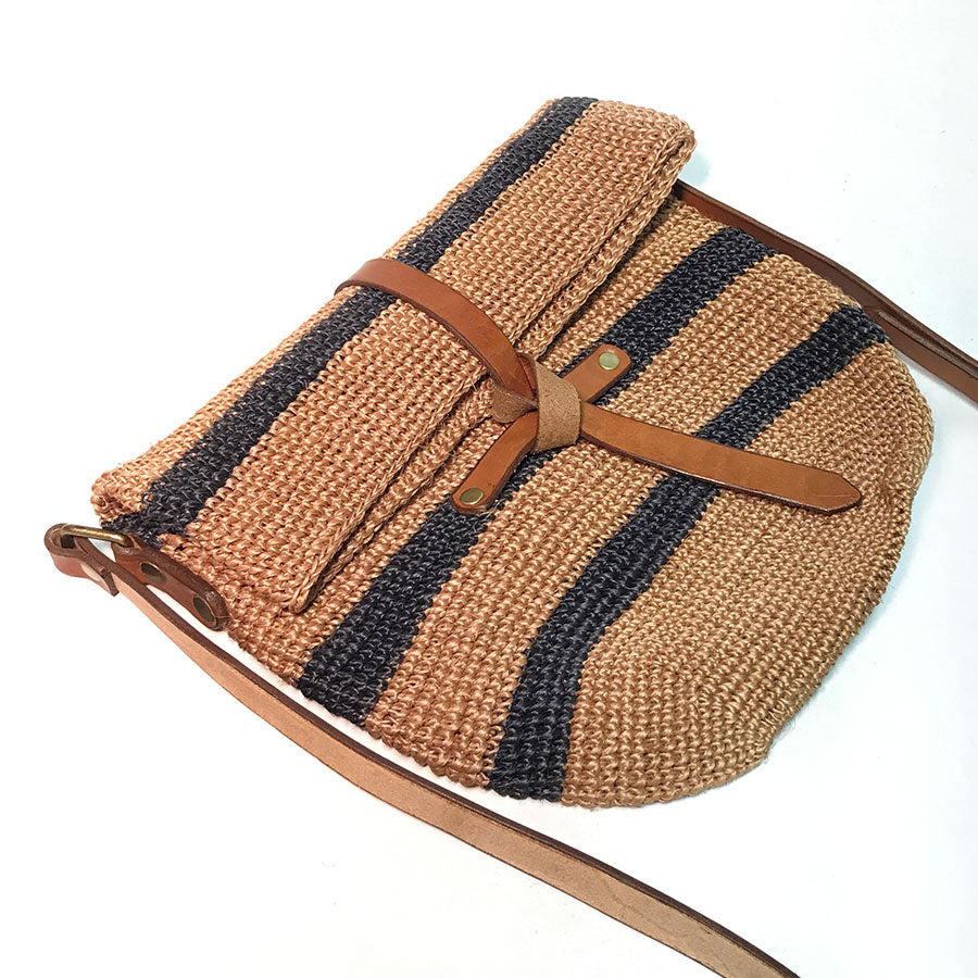 Carmen - Knotted Crossbody #010