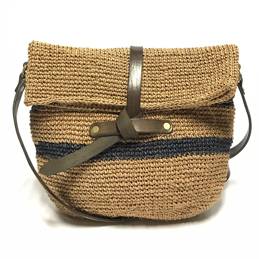Carmen - Knotted Crossbody #015