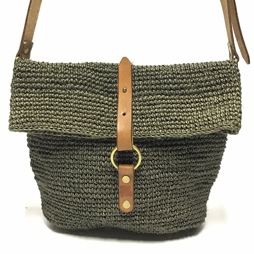 Carmen - Knotted Crossbody #012
