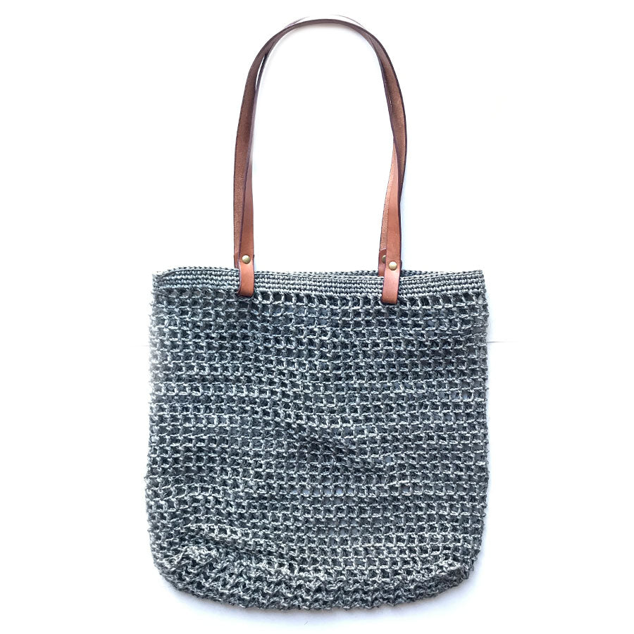Maria - Tote Market Bag - Blue