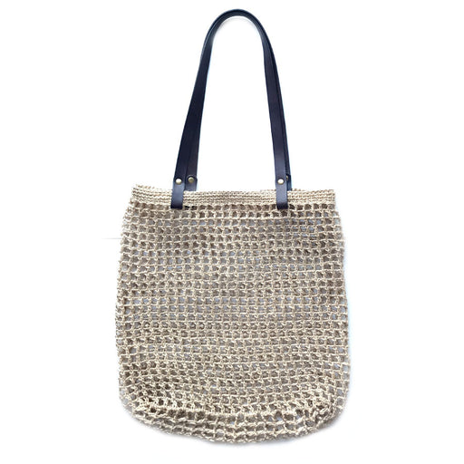 Maria - Tote Market Bag - Tan