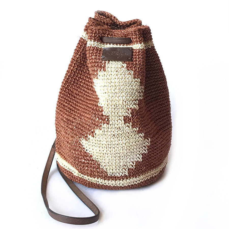 Ñaña - Bucket Bag #012