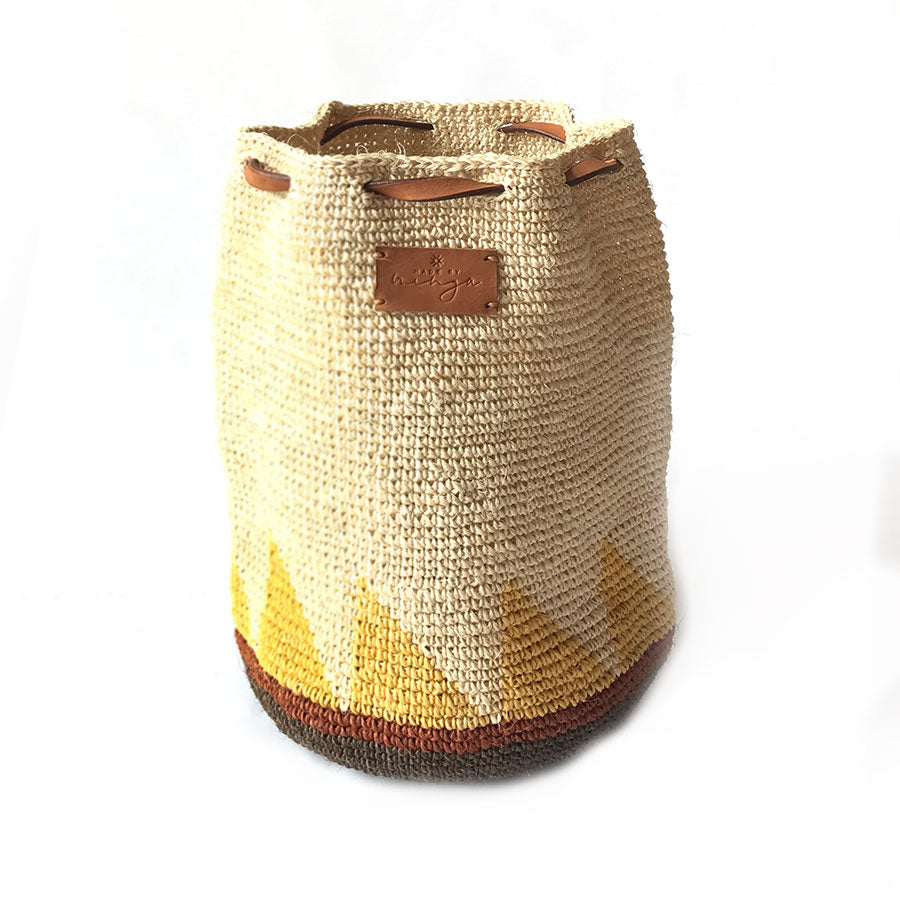 Ñaña - Bucket Bag #004