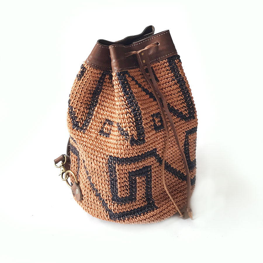 Transito - Mini Backpack #004