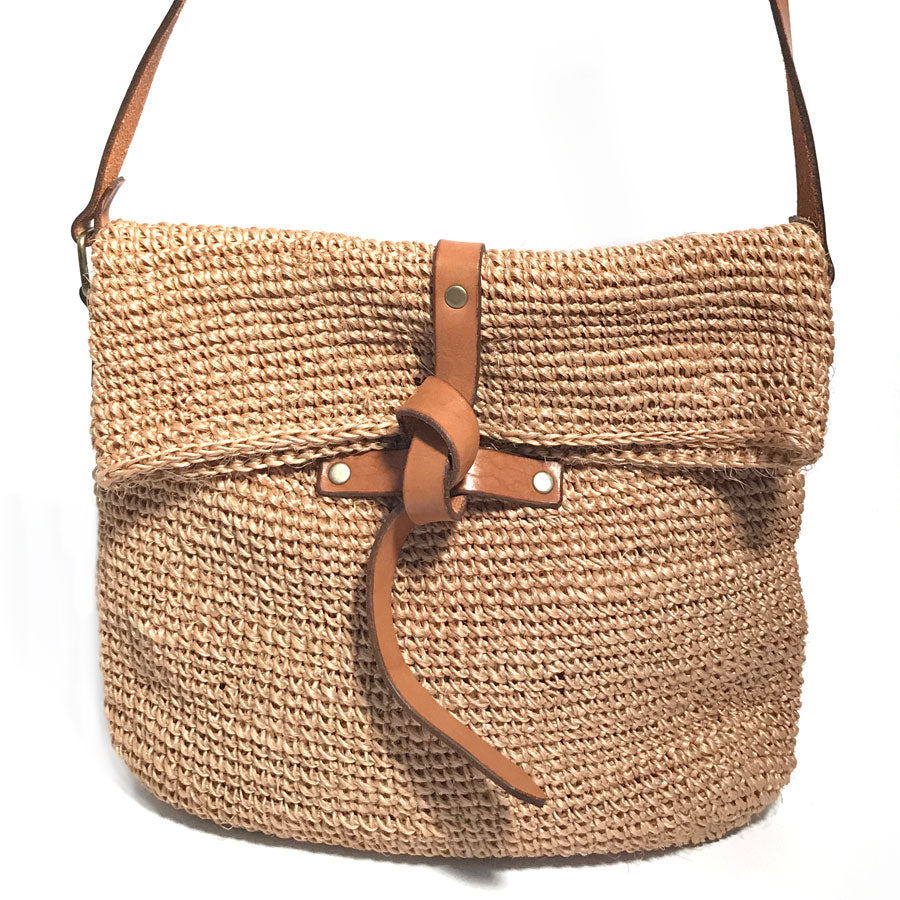 Carmen - Knotted Crossbody #001