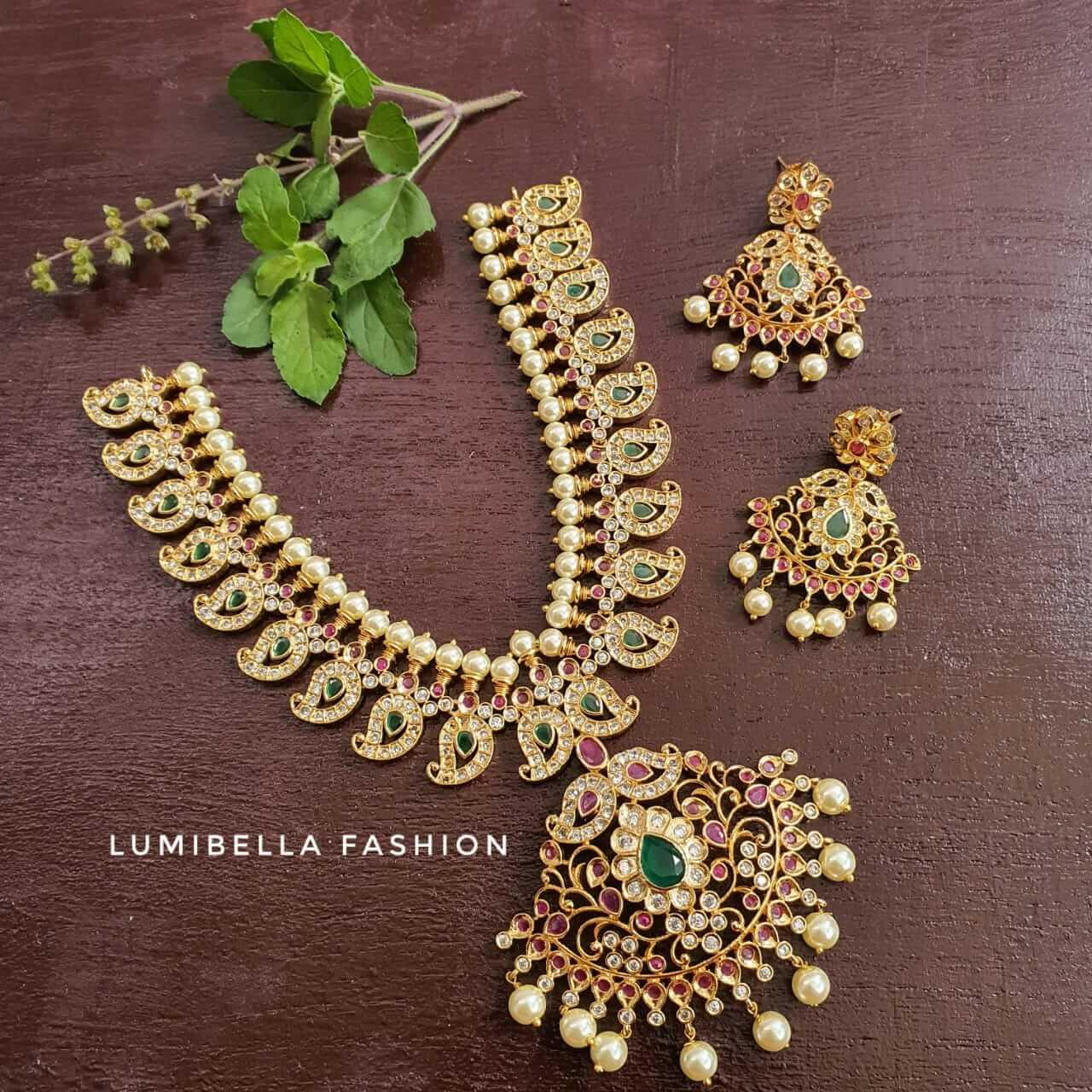 one gram gold jewellery