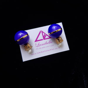 Ball pearl Earrings