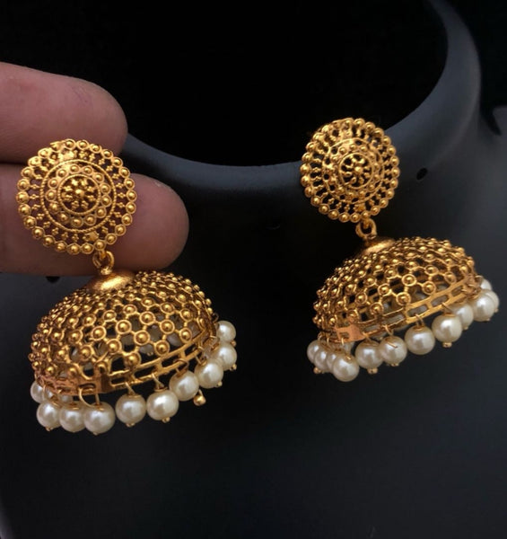 Traditional Style Jhumki