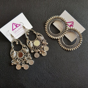 Daily wear Combo Earrings - 6