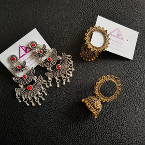 Daily wear Combo Earrings - 5