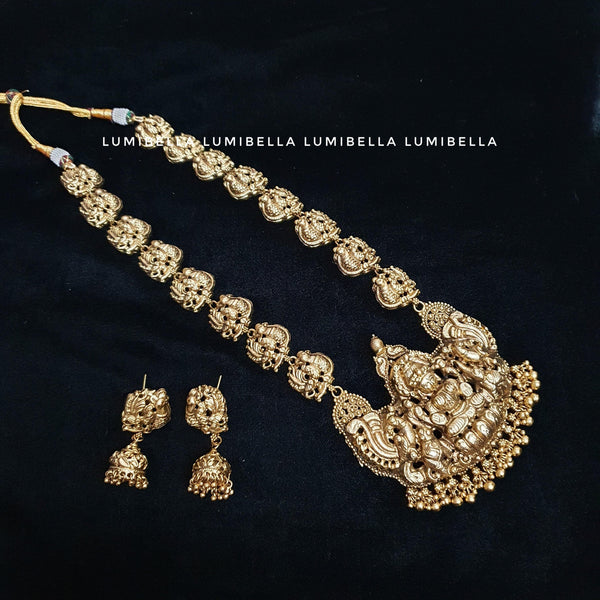 gold replica necklace