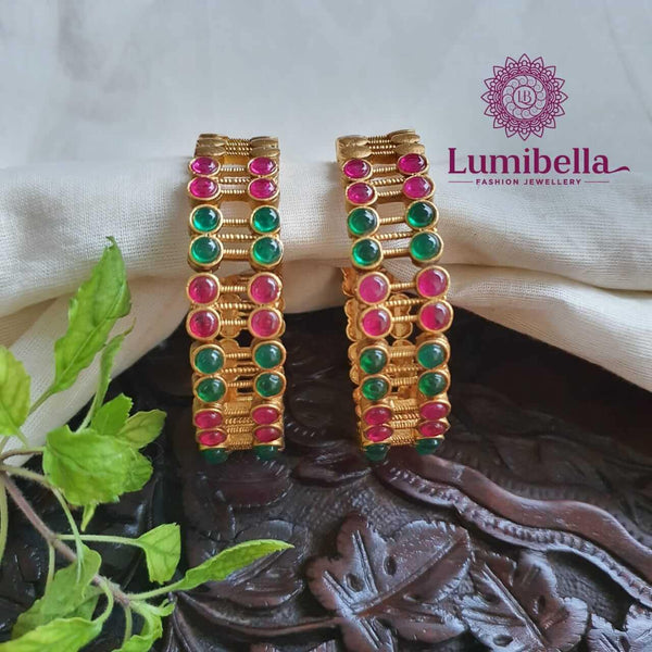 Adjustable Kada Cuff Bangles