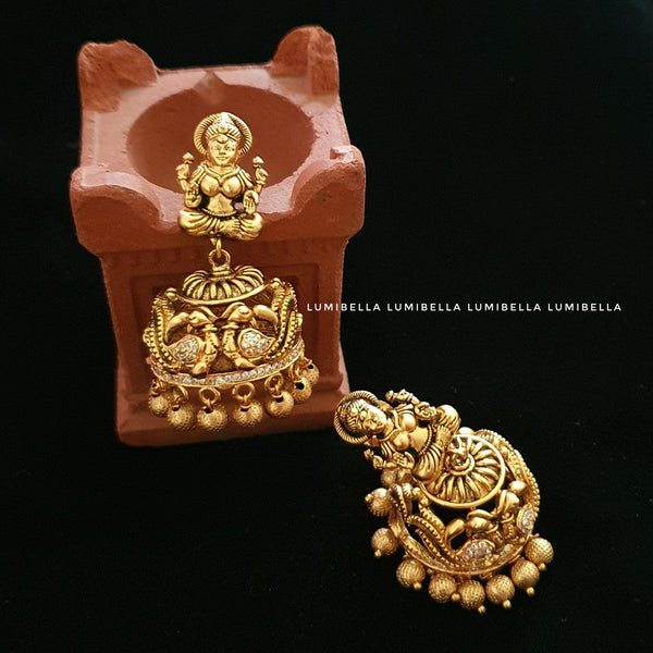 Lakshmi jhumka Earrings