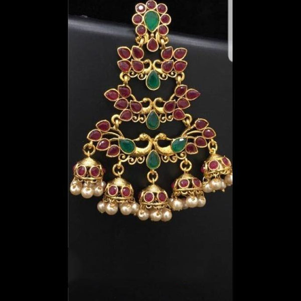 Bahubali Style Earrings