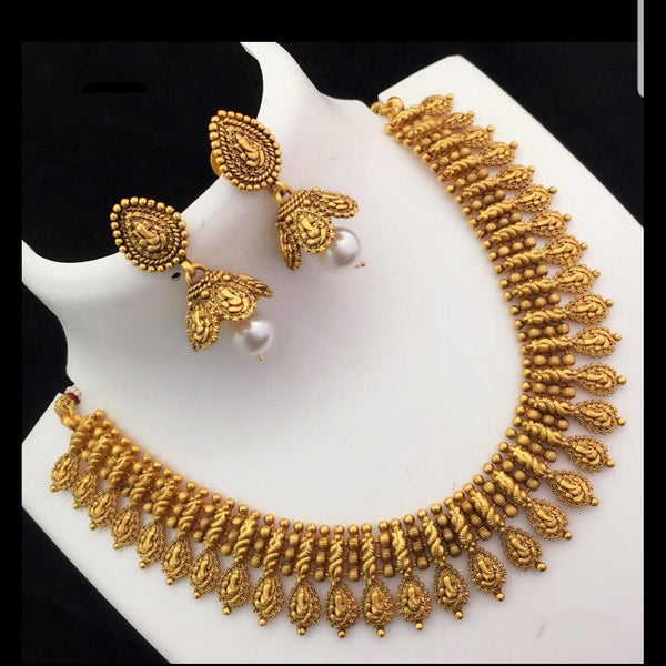 Ganesh Traditional Temple Neckset