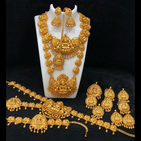 Temple Style Gorgeous Bridal Set
