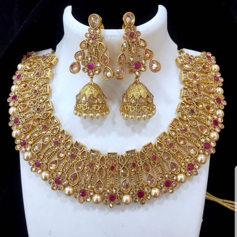 Antique Bridal Neckset