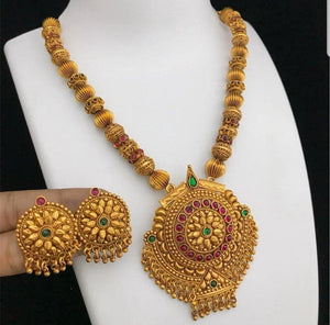 Antique Style Neckset
