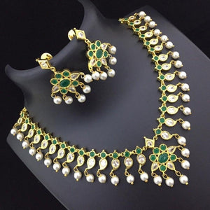 American Diamond Jewellery Neckset