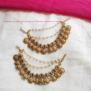 Lakshmi Ear chain
