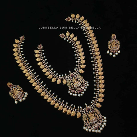 Traditional Nagas Bridal Jewellery