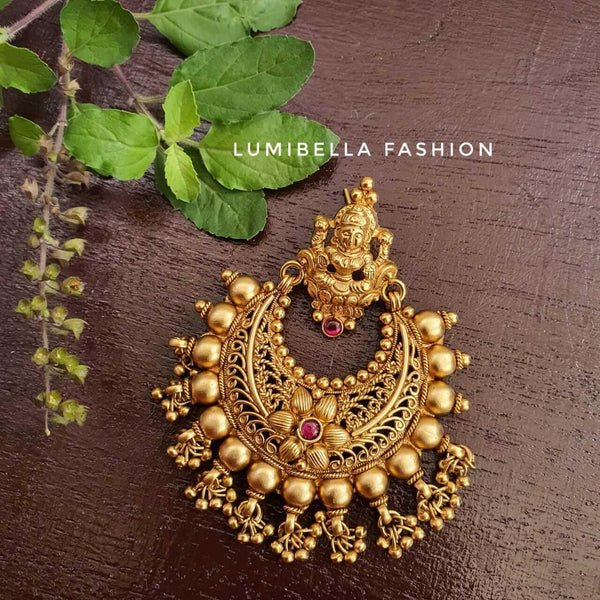 laxmi earrings