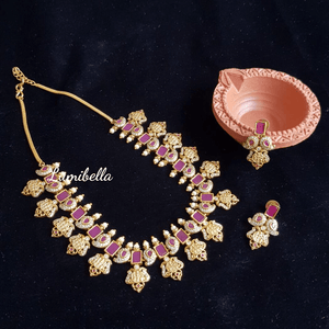 ram lakshman necklace