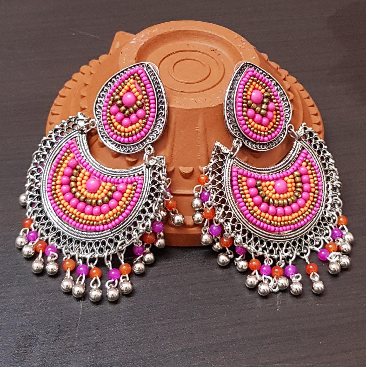 afghani earrings online