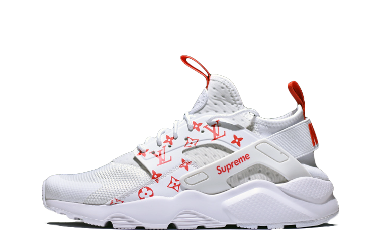 the best attitude 52e7f 33ccf Supreme® X Louis Vuitton Nike Huarache Run – Kickked®
