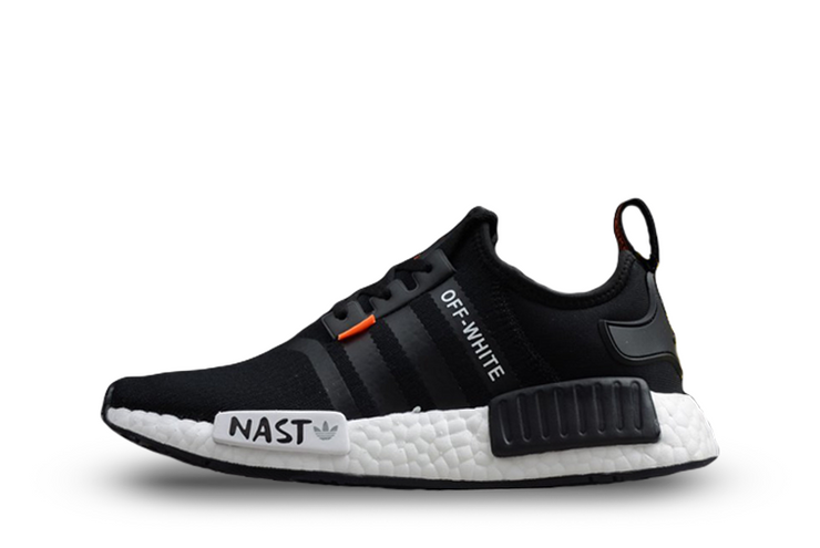 Off-White® x Adidas NMD's 'Blacked' - Kickked