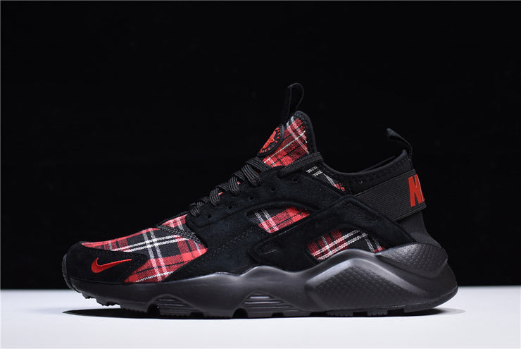 Burberry x Nike Huarache Run 'Red' - Kickked