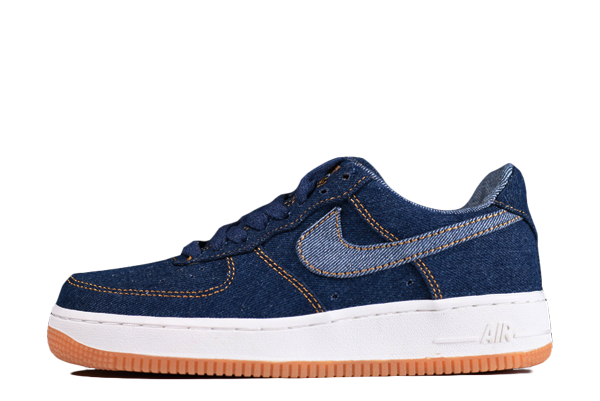 Levi's™ x Nike Air Force 1 'Low' - Kickked