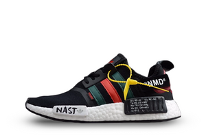 NASTY OFF-WHITE X ADIDAS NMD'S