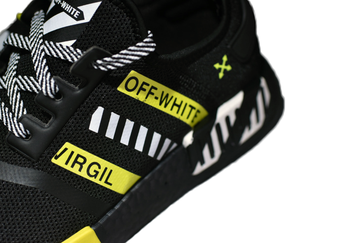 Off-White® x Adidas NMD's 'Virgil' - Kickked