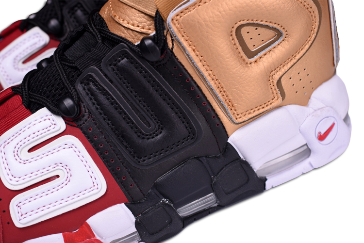 SUPREME® X NIKE AIR MORE UPTEMPO - Kickked